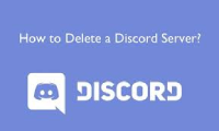what is discord server | how to delete discord server o mobile and pc in 2021